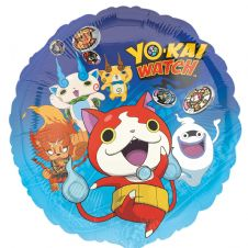 Yo-Kai Watch Foil Helium Balloon